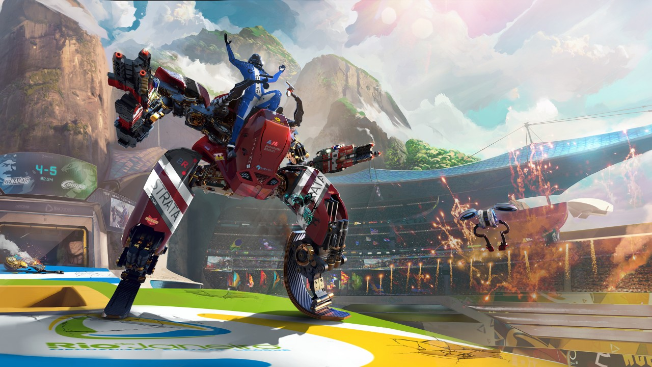 RIGS: Mechanized Combat League (PS4) Review 5