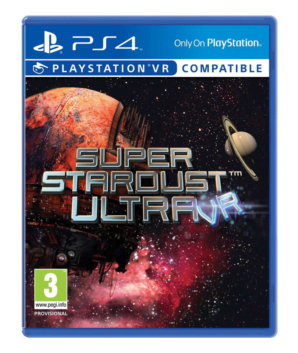 Super Stardust Ultra VR (PS4) Review