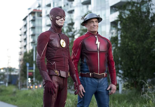 The Flash Season 3 Ep 2 (TV) Review 1