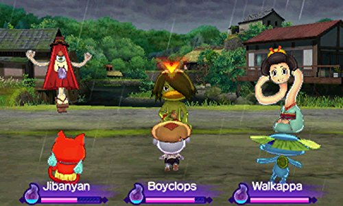Yo-Kai Watch 2: Bony Spirits (3DS) Review 3