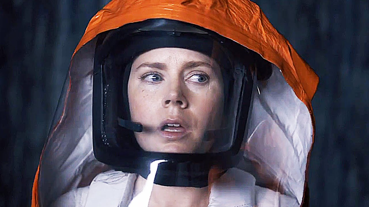 Arrival (Movie) Review 1