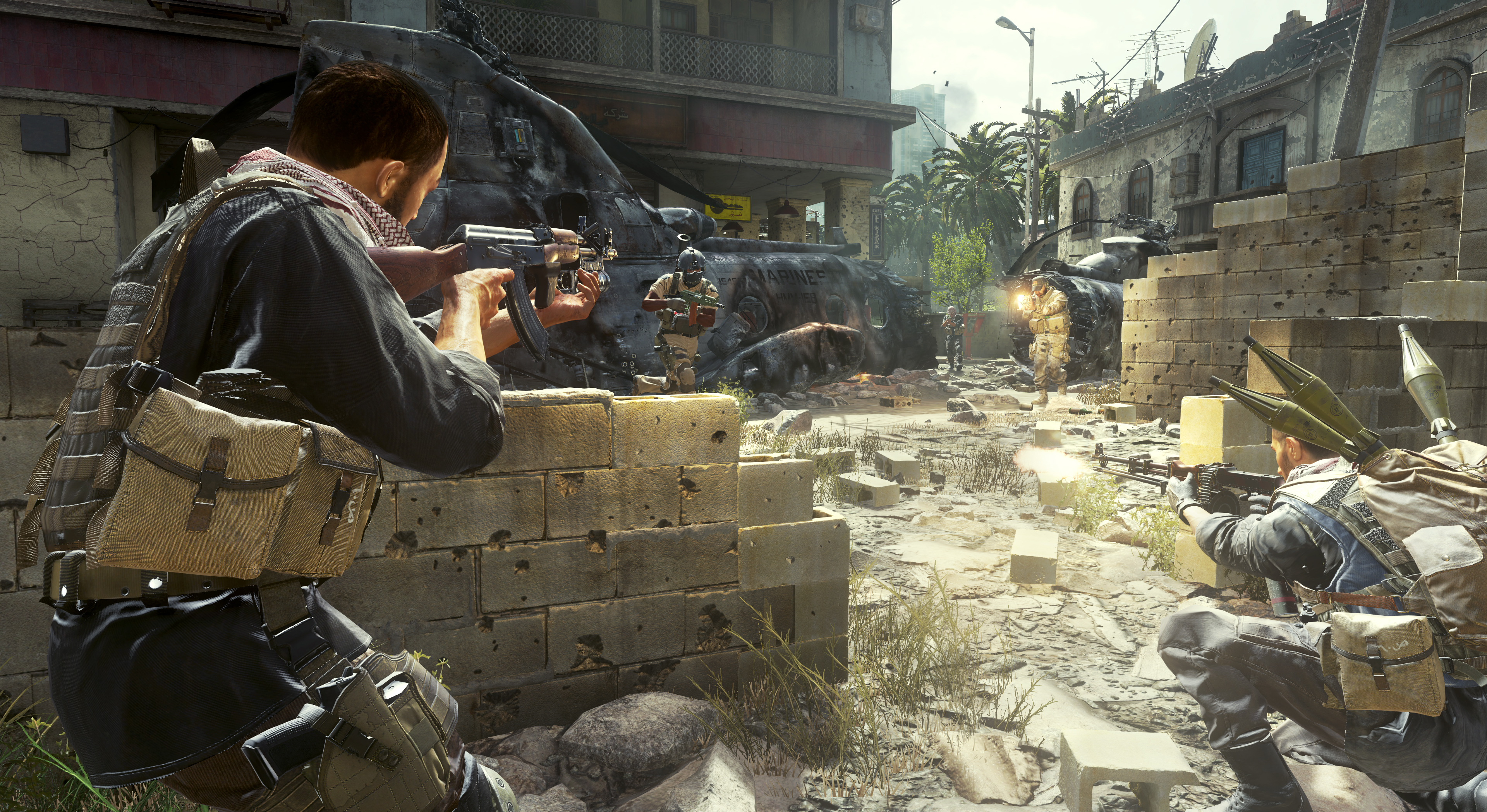 Call of Duty: Modern Warfare Remastered (PS4) Review 4