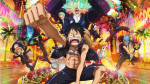 First Clip of One Piece Film: Gold's English Dub Hits