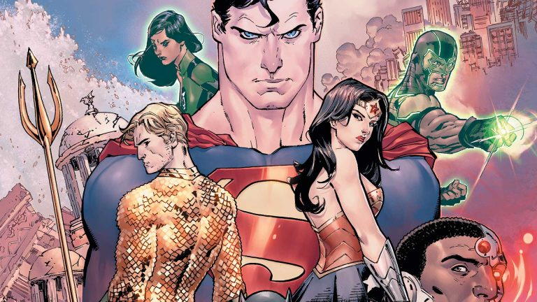 Justice League: The Extinction Machines (Comic) Review