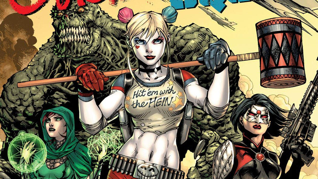 Image result for suicide squad comics
