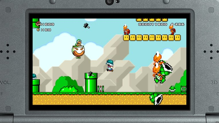 Super Mario Maker 3DS Review 2