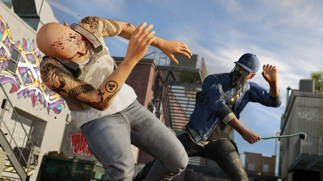 Watch Dogs 2 (PS4) Review 9