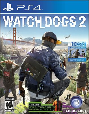 Watch Dogs 2 (PS4) Review