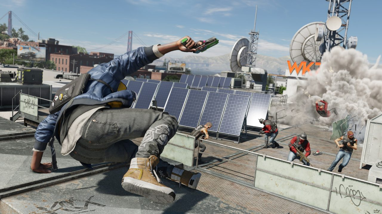 Watch Dogs 2 (PS4) Review 5