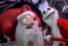 A Very Tim Burton Christmas 5