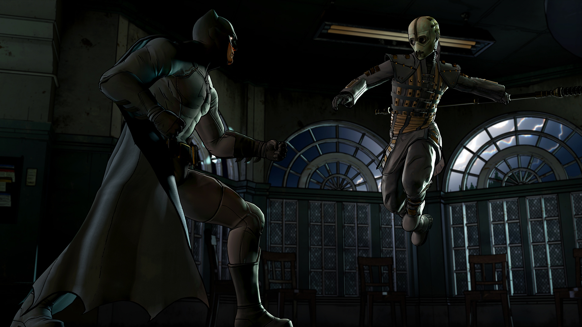Batman: The Telltale Series Ep 5 – City Of Light (PS4) Review 2