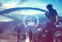 CGMagazine's Game of the Year 2016 - Final Fantasy XV 1