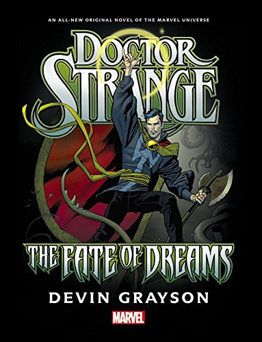 Doctor Strange: The Fate of Dreams (Book) Review