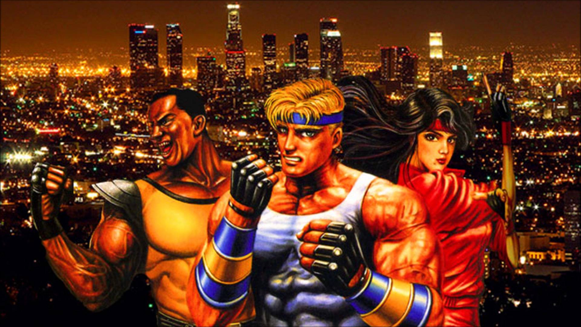 Sega's Streets of Rage, Altered Beast Getting Film and TV Adaptations