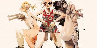 Tank Girl Gold #1 Furry Road (Comic) Review 1