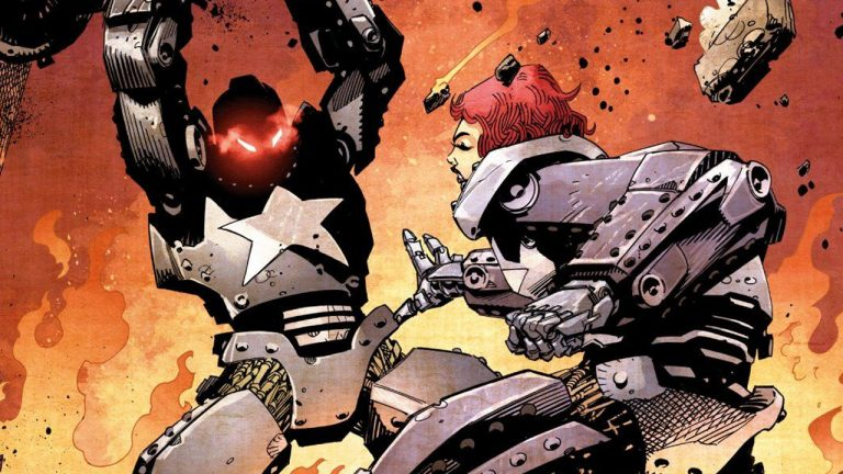 The Chimera Brigade #1 (Comic) Review 1