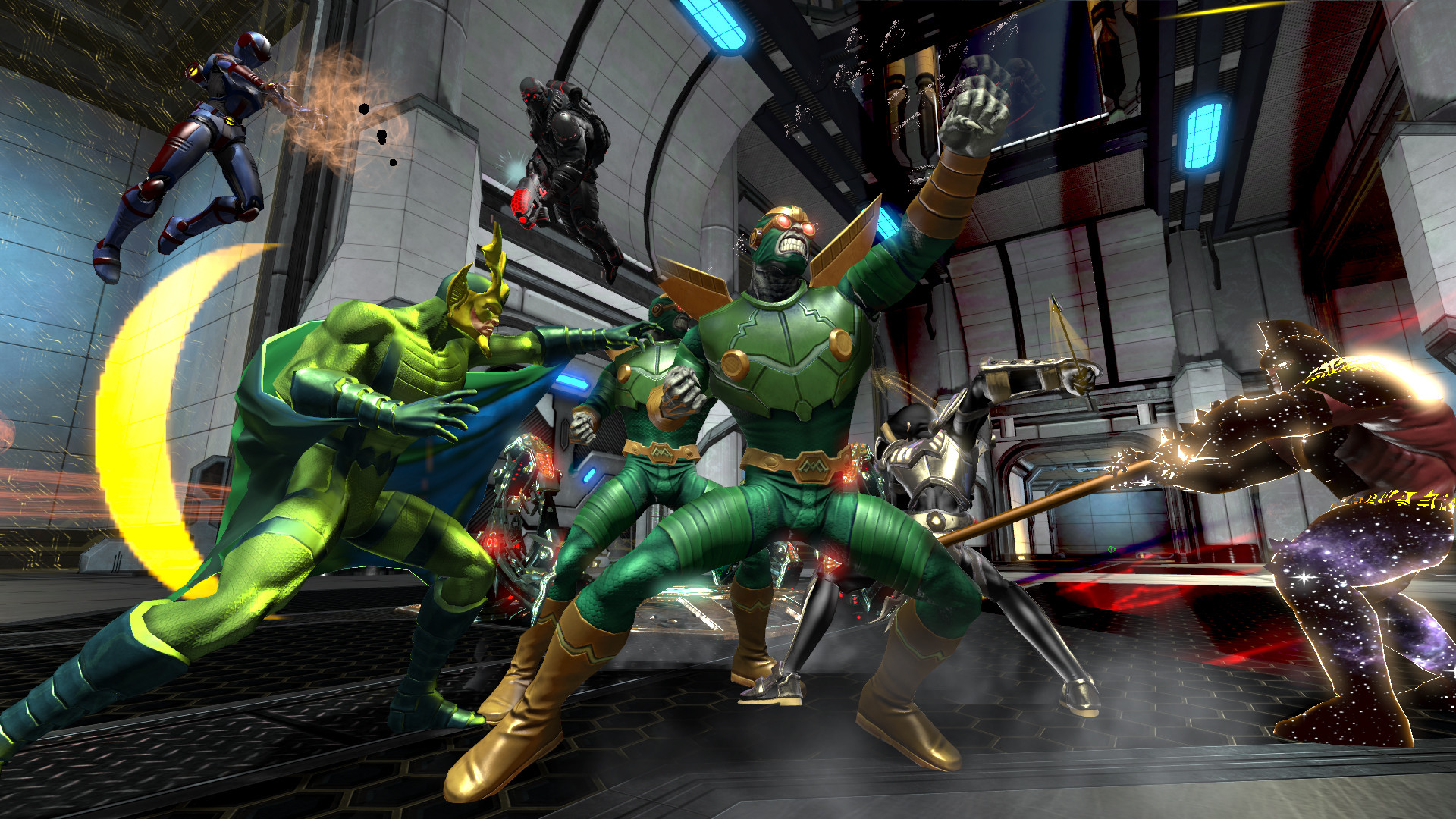Daybreak's Jack Emmert Talks the Evolution of DCUO 4