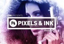 Pixels & Ink #231 - Trucks and Vampires
