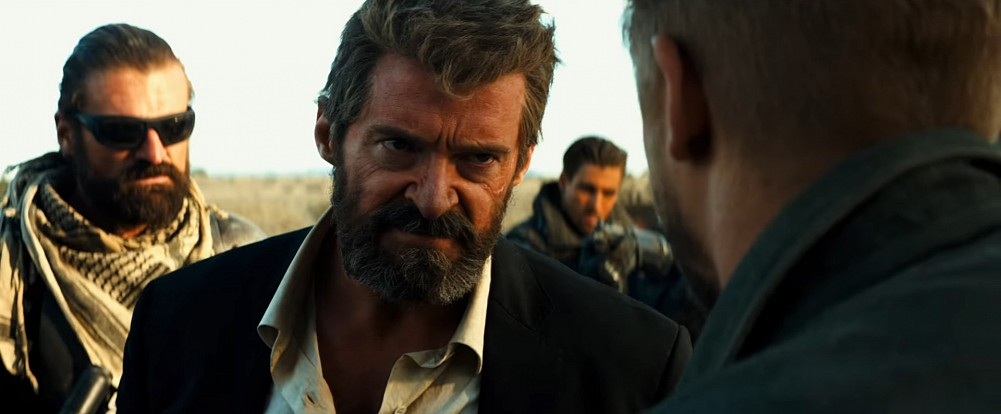MV5BMjhhMGM4MWItMmE4MS00YWVhLTkyMzctMjA5OTA5NmYwNTJiXkEyXkFqcGdeQXVyNjUwNzk3NDc@. V1 - Logan Movie Review - Rated R Swan Song