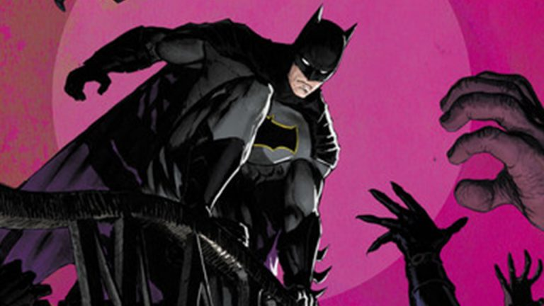 Batman Rebirth: I Am Suicide Comic Review