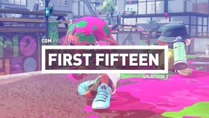 First 15 - Splatoon 2 on Nintendo Switch 1