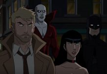 Justice League Dark Movie Review