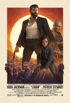 Logan Movie Review - Rated R Swan Song