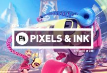 Pixels & Ink #234 - Swich and Rings