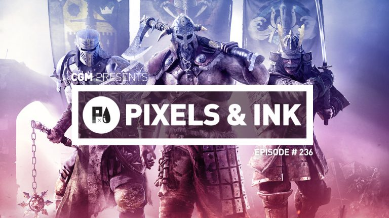 Pixels & Ink #236 - Swich and Honor