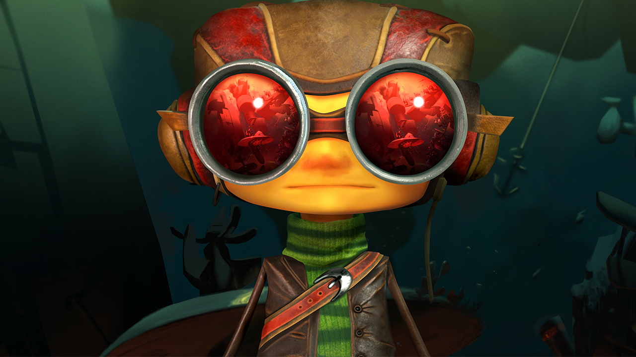 Psychonauts in the Rhombus of Ruin Review - A Disappointing Return