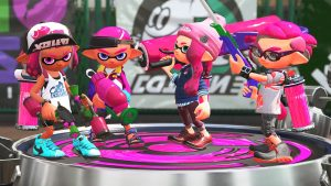 Splatoon 2 Explains New Voice-Chat Function