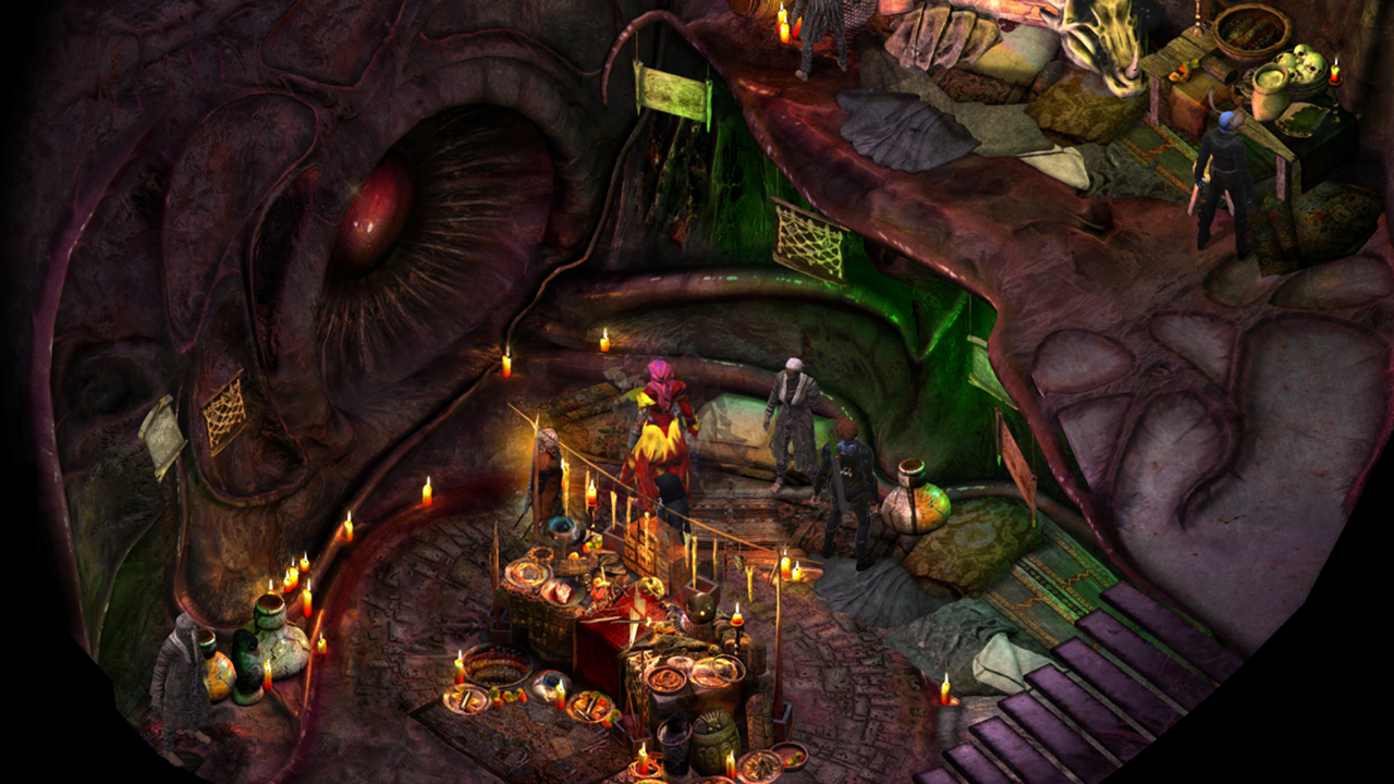 Torment: Tides of Numenera Review - A Pure RPG 1