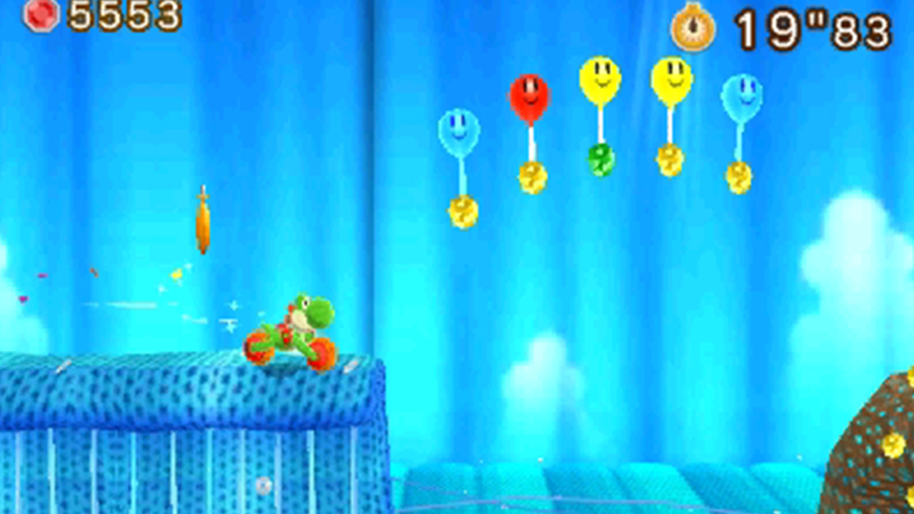 yoshi2 - Poochy & Yoshi's Woolly World Review - Adorably Fun