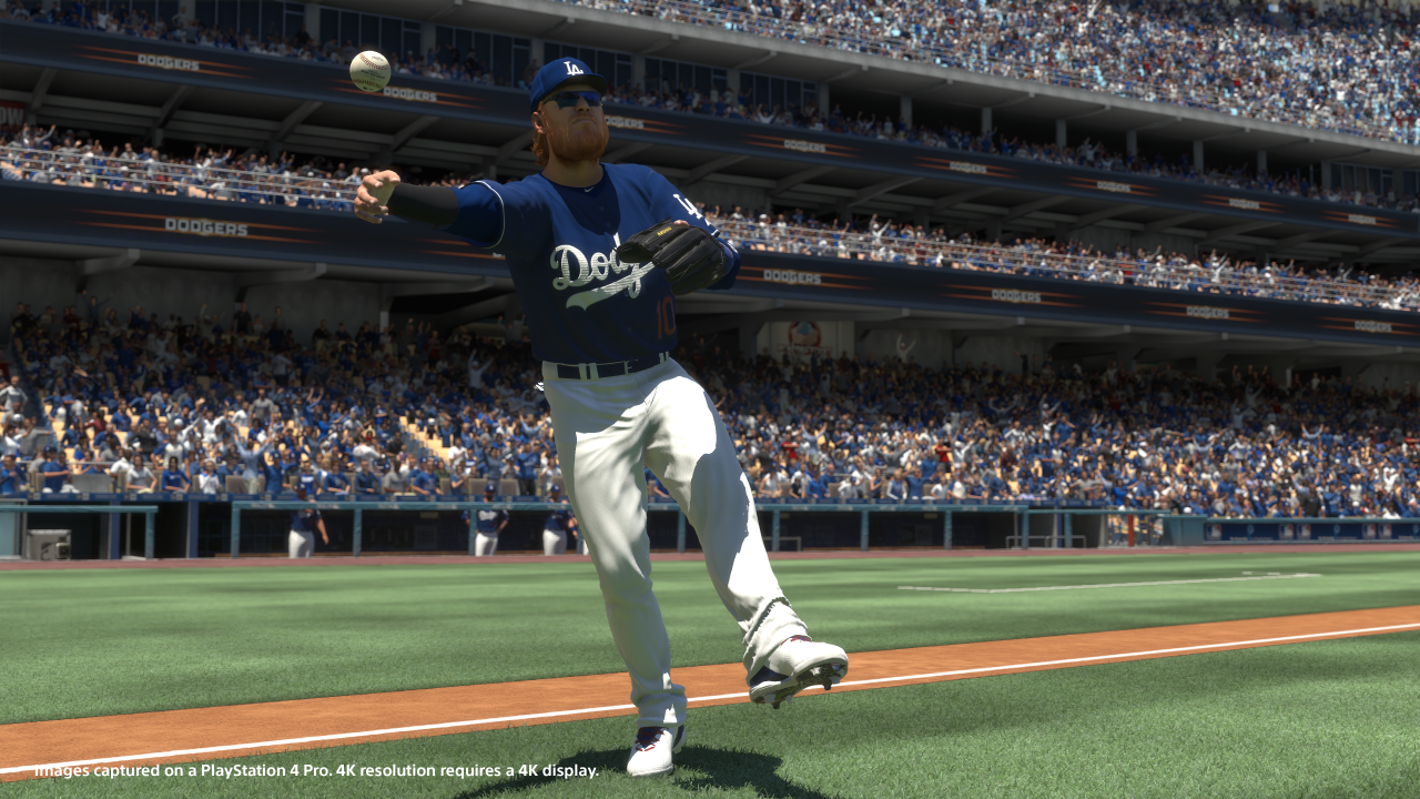 Turner 102 3840x2160 - MLB: The Show 17 Review - The Definitive MLB Experience