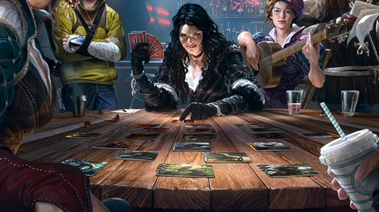 CD PROJEKT RED Annunces GWENT Beta on PlayStation 4