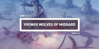 First 15: Vikings   Wolves of Midgard