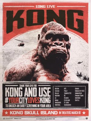 Kong: Skull Island Movie Review - Big, Dumb Fun 3