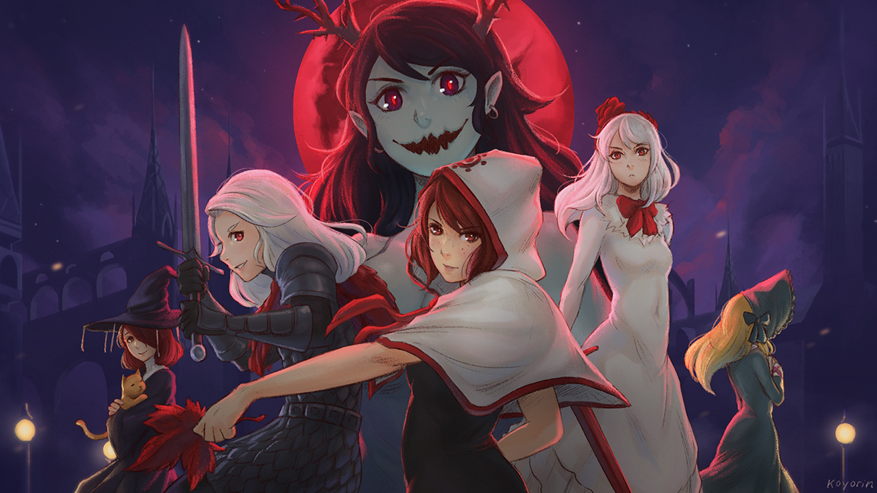 Momodora: Reverie Under the Moonlight Review 4