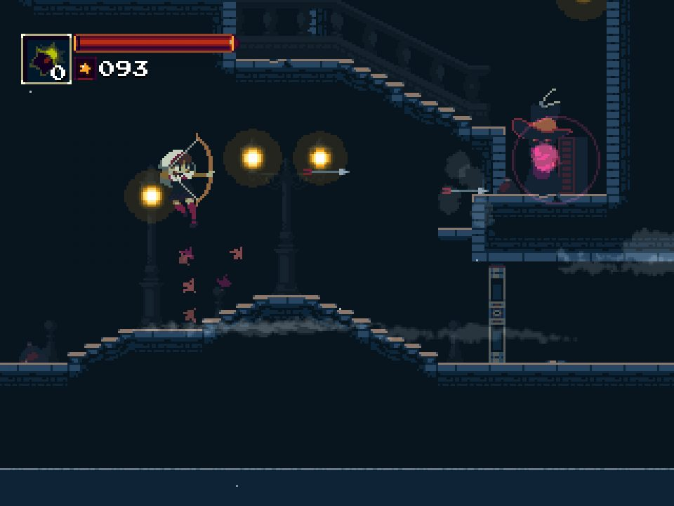 Momodora: Reverie Under the Moonlight Review 5