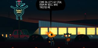 Night in the Woods Review - A Melancholy Yet Realistic Tale