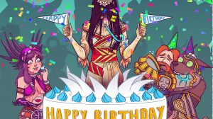 SMITE Celebrates its Third Birthday 1