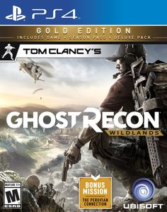 Tom Clancy's Ghost Recon: Wildlands Review 4