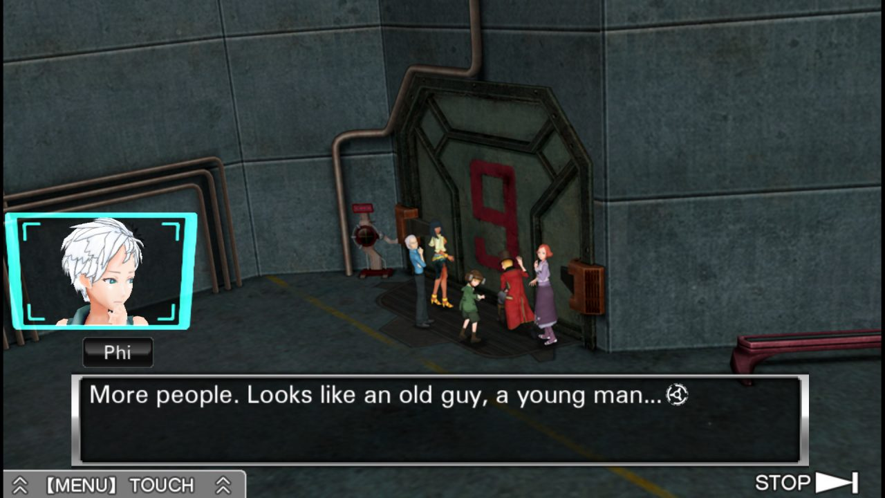 Zero Escape: The Nonary Games Review 1