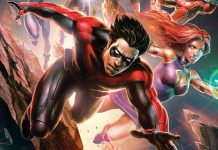 DCU Teen Titans: The Judas Contract Blu-ray Give Away 1