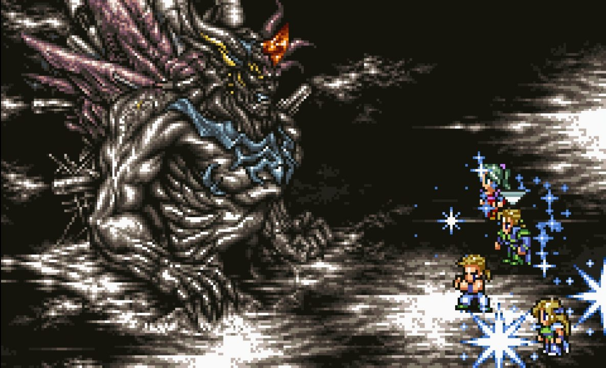 final fantasy 6 final battle e8s1 - Ten Games We Want on a Possible SNES Classic