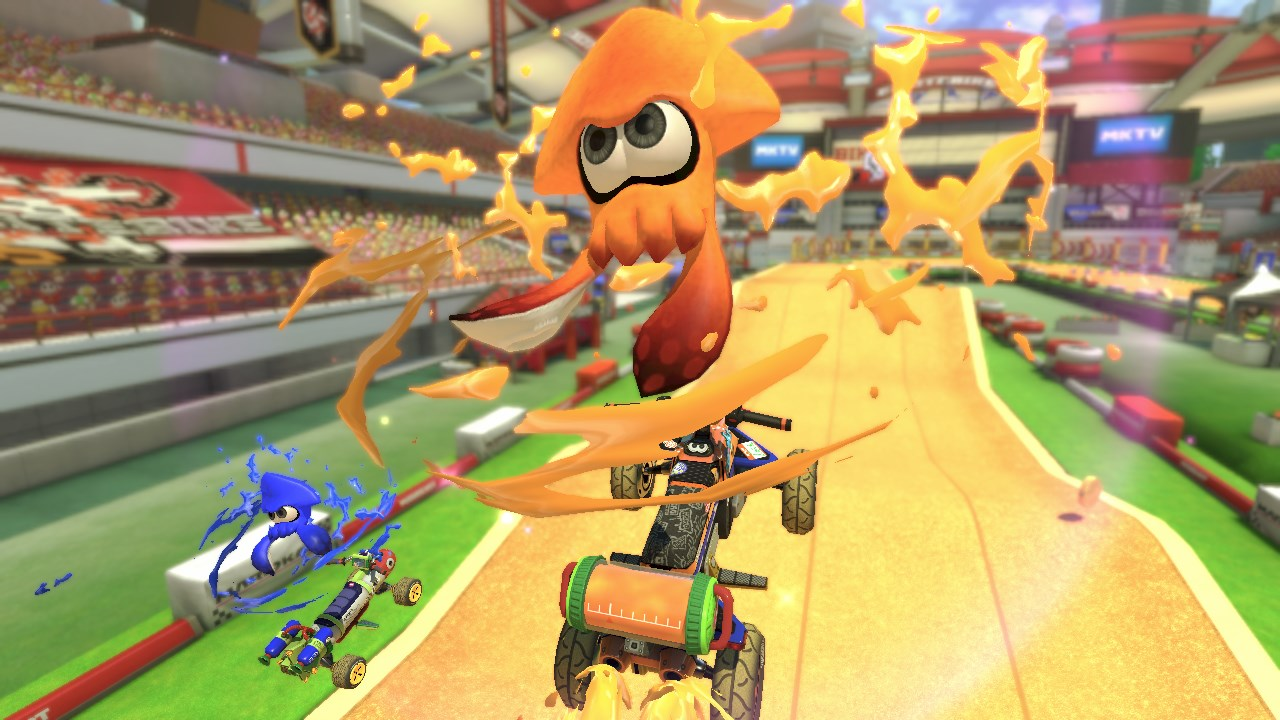 Mario Kart 8 Deluxe Review - Overflowing With Content 3