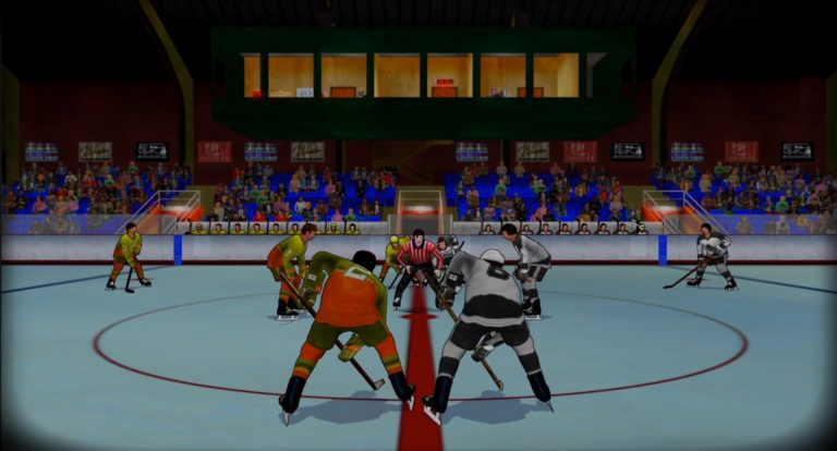 Old Time Hockey Review – Hitz Meets Slapshot