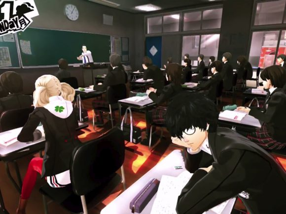 Persona 5 Guide - Test Answers for Class Questions, Exams and Tests