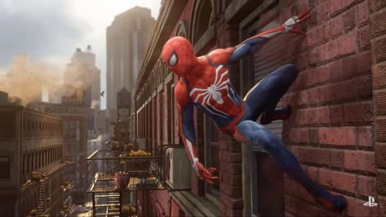 Spider-Man PS4 Has Been Confirmed for 2017