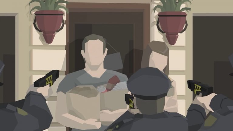 This is the Police Review – Simple but Addictive